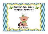 Free Common Core Winter Graphic Organizers