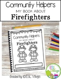 Free Community Helpers Booklets {Firefighters}