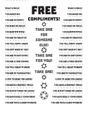Free Compliments for Students