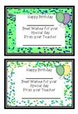 Free Confetti style Birthday Certificates