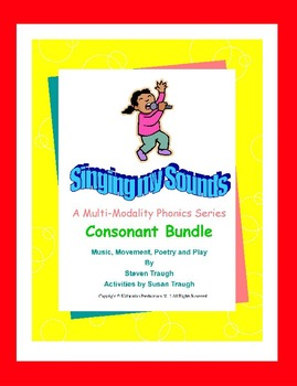 Phonics to the Core - Consonant Songs Preview from Singing