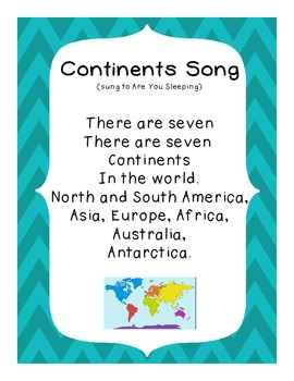 Free Continent Song