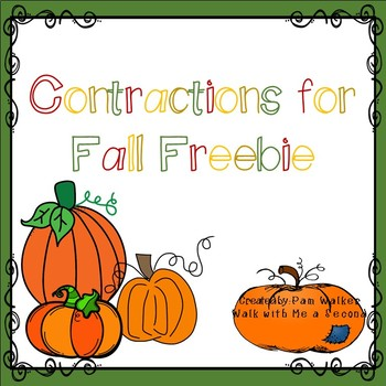 Free Contractions on Pumpkins