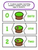 Free! Counting Easter Eggs - Spring Numbers and Number Words 0-10