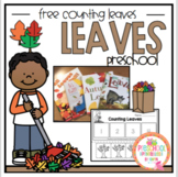 """Free Counting Leaves """"No Prep"""""""