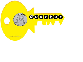 Free Counting Money Math Center