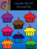 Free Cupcakes Clip Art Images Designs
