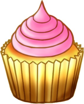Free Cupcakes Clipart