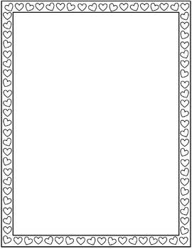 Free Cute Borders and Note Paper