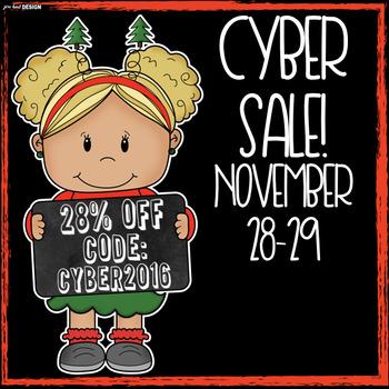 Free Cyber Sale Banner 8x8 {jen hart Clip Art} 2016