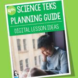 Free DIGITAL 4th Grade Science Planning Guide