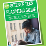 Free DIGITAL 4th Grade Science Planning Guide