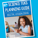 Free DIGITAL 5th Grade Science Planning Guide