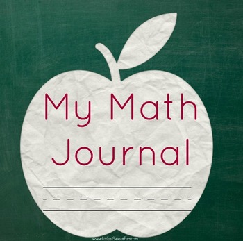 Free Daily Math Journal Prompts