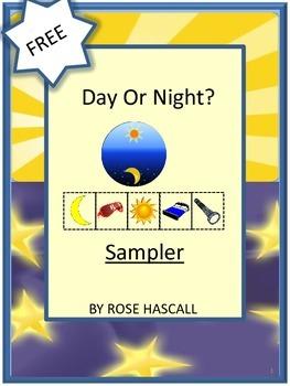 Science Day or Night? Free Sampler