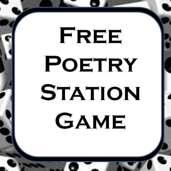 Free Poetry Dice Game Station