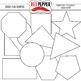 Free Digital Clipart - Basic Fun Shapes