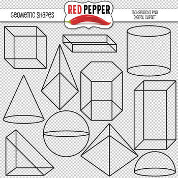 Free Digital Clipart - Geometric Shapes