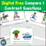 Free Digital Compare and Contrast Questions