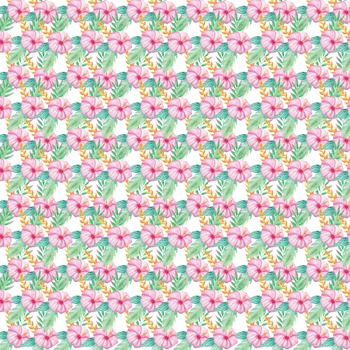 Free Digital Paper/Background Paper - Flora Fantastic