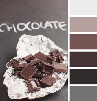 Free | Digital Paper #05 | Chocolate