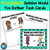 Free Digital Would You Rather Opinion