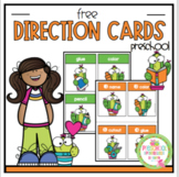 Free Direction Cards