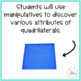 {Free} Discover Quadrilaterals Activity