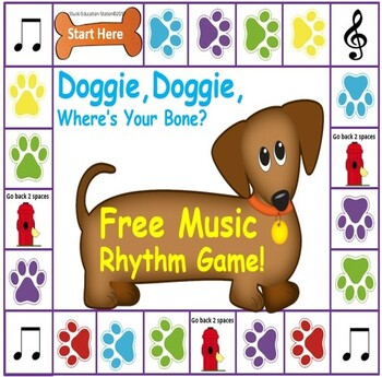Free Doggie, Doggie  Rhythm Game