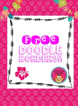 Free Doodle Borders