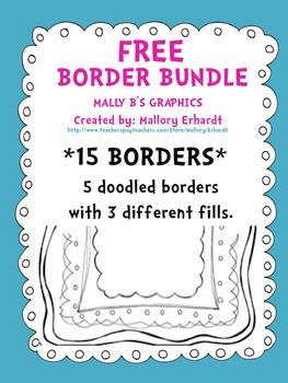 Free Border Bundle
