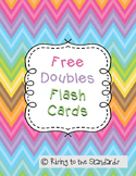 Free Doubles Flash Cards