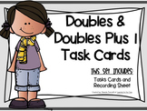 {Free} Doubles and Near Doubles Task Cards