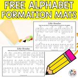 Free Letter Formation Practice | Alphabet Worksheets