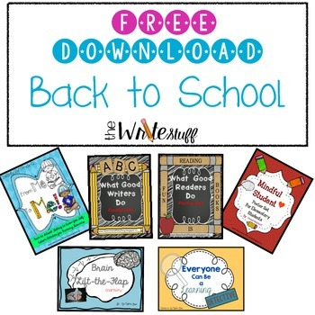 Free Downloads/ BACK TO SCHOOL ACTIVITIES