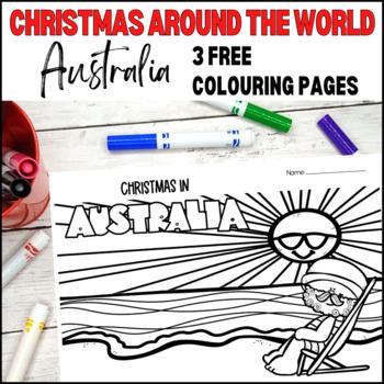 Free Download Christmas Around the World ** Australia ** F