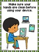 Computer Rules for K-3 Posters