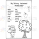 Free Download - Johnny Appleseed Word Search