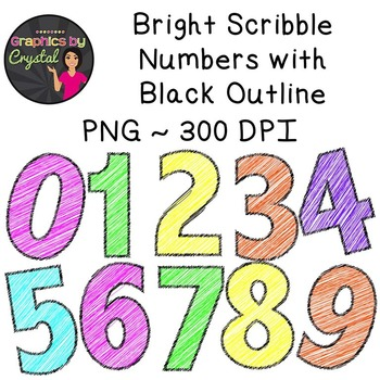 Free Download Numbers Clipart