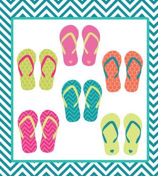 Free Download Summer Sandal