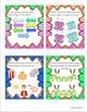 Free Downloads Task Cards for Kindergarten