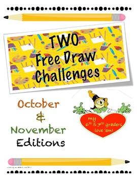 Free Draw Challenge Fall editiion