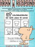 Free Draw and Respond: Mo Wilems' Naked Mole Rat