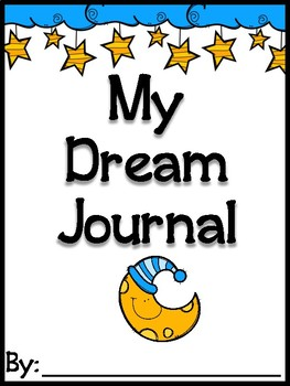 Free Dream Journal