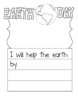 Free Earth Day Mini Pack