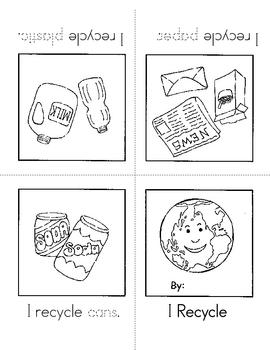 Free Earth Day Minibook