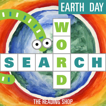 Free Earth Day Word Search - Primary Grades - Wordsearch Puzzle