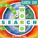 Free Earth Day Word Search Puzzle - 3 Levels Differentiated