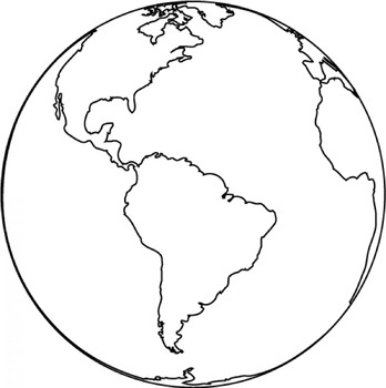 Free Earth Printable
