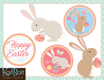 Free Easter Clip Art and Printable